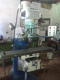 Fresadora Ferramenteira D ISO 30